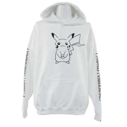 THUNDERBOLT PROJECT by Pokemon Hoodie・スウェット・パーカー・トレーナー トップス/18-GINZA-10