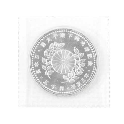 日本 皇太子殿下ご成婚記念  5千円 銀貨・貨幣・メダルetcその他雑貨/Sv1000/純銀-15g