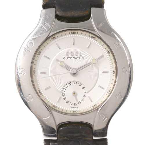 リシン スモセコ・自動巻き時計/SS/stainless steal-46.4g/9963970