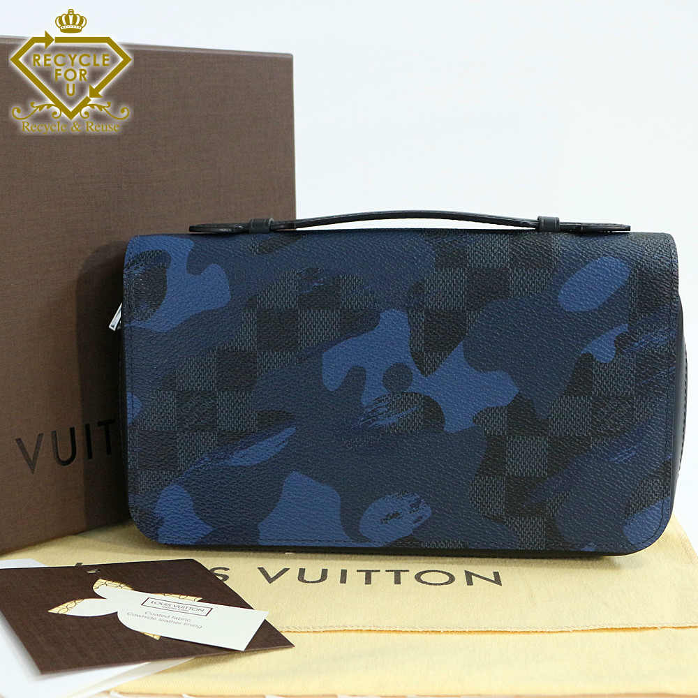 buy popular c6471 47d89 小さめバッグのようなお財布、ルイヴィトン『ジッピーXL』 | リ ...