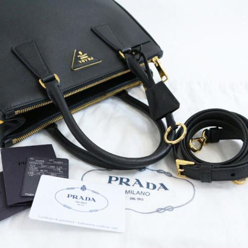 プラダ/PRADA・サフィアーノ・2WAYバッグ・1BA863